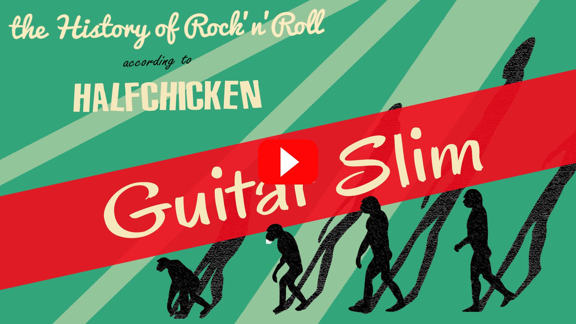 Guitar Slim sito