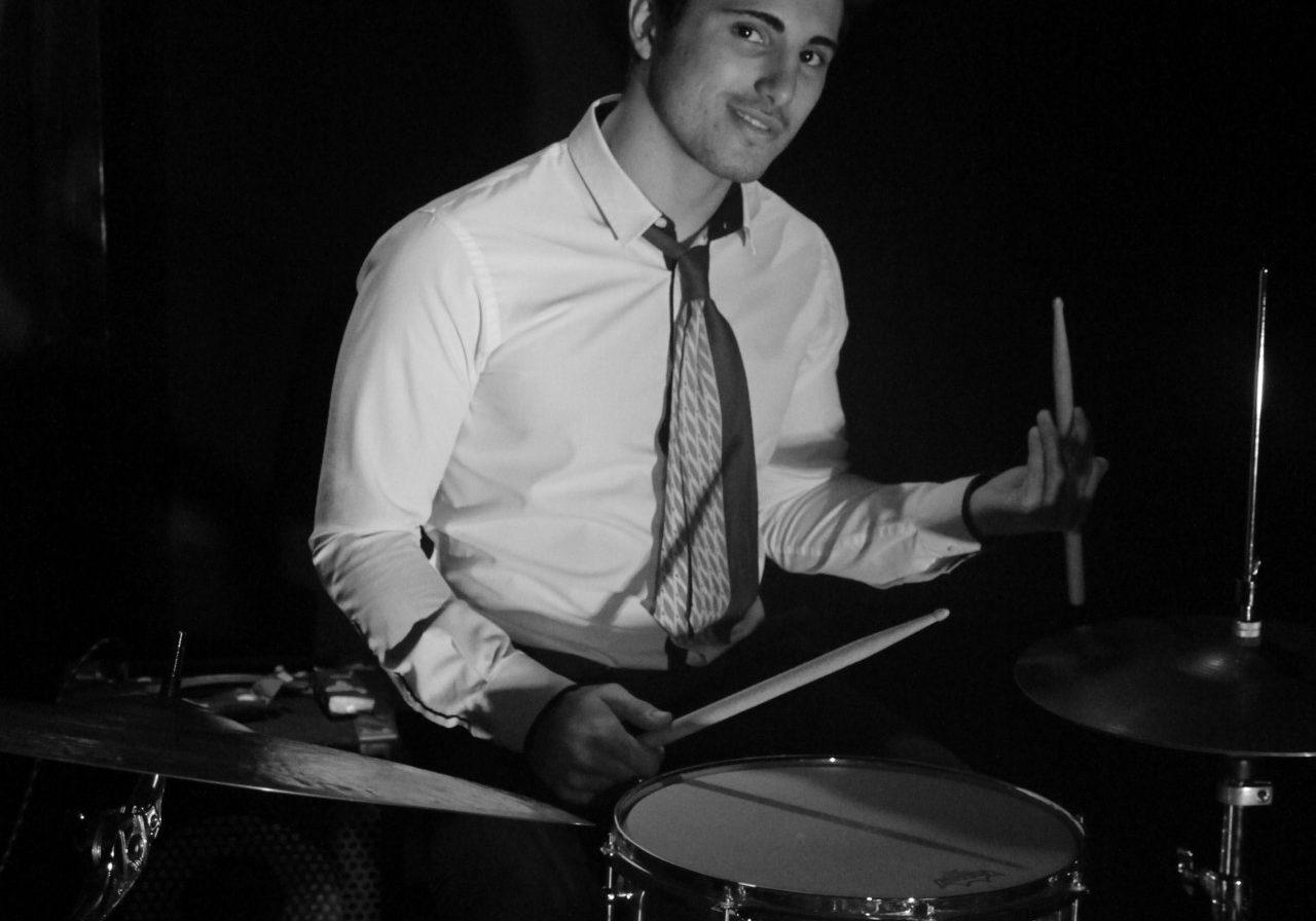 Piero Alessi - Drums